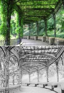 Pergola, Central Park